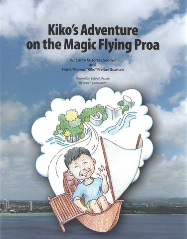 Kiko's Adventure on the Magic Flying Proa