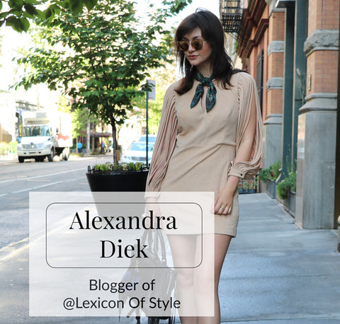 Rent Alexandra Dieck's Designer Clothing on Closet Collective