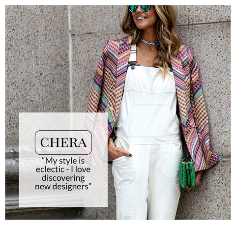 Rent Chera's Designer Clothing on Closet Collective