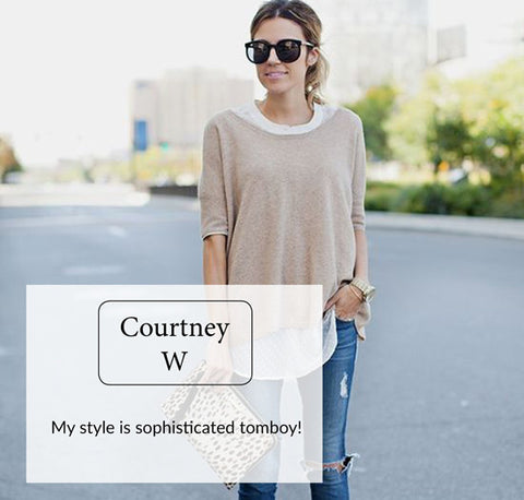 Rent Courtney's Designer Clothing on Closet Collective