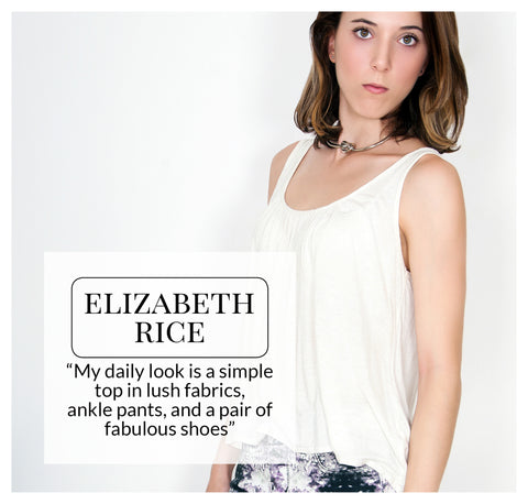 Rent Elizabeth Rice's Designer Clothing on Closet Collective