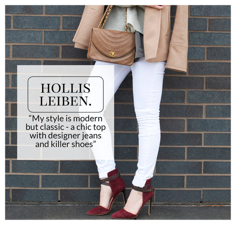 Rent Hollis's Designer Clothing on Closet Collective