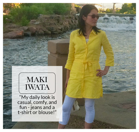 Rent Maki's Designer Clothing on Closet Collective