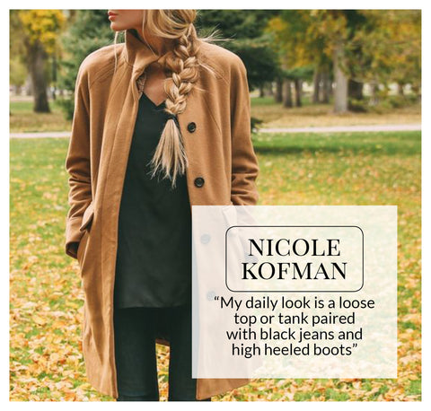 Rent Nicole K's Designer Clothing on Closet Collective