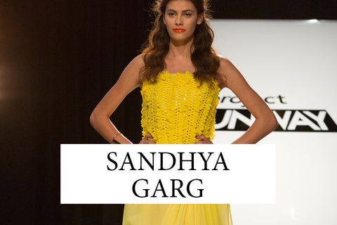 Rent Sandhya Garg's Designer Clothing on Closet Collective