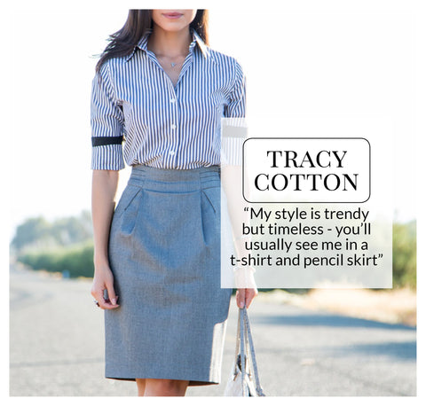 Rent Tracy C's Designer Clothing on Closet Collective