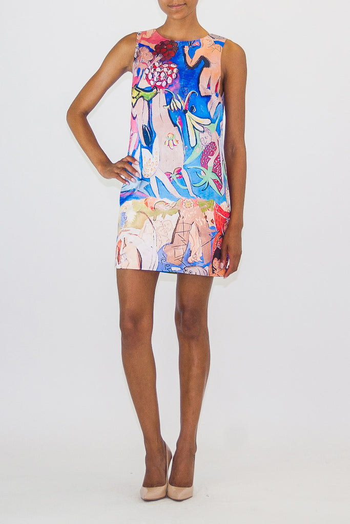 Alice + Olivia Domingo Shift minidress