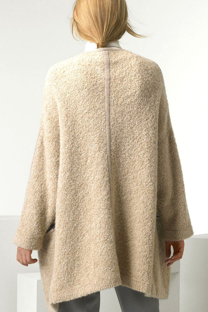 3.1 Phillip Lim Asymmetrical Sweater Coat