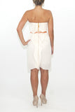 Phillip Lim-White--Short Dress-Linen-x-small