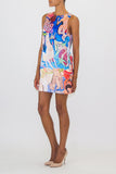 Alice + Olivia-Alice + Olivia Domingo Shift minidress