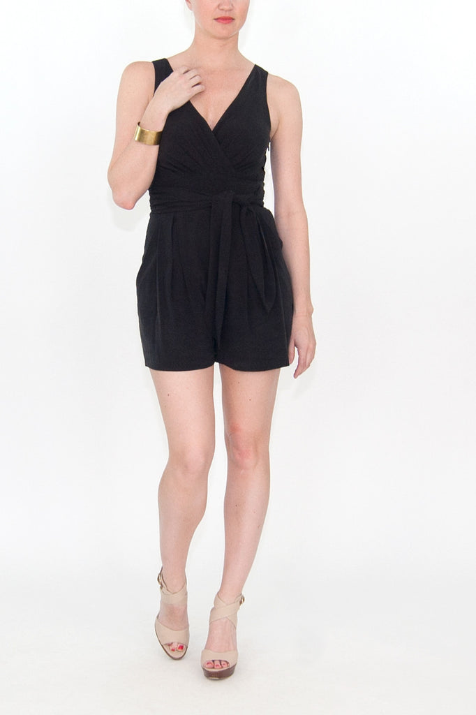 Theory Gianna Bandit Romper