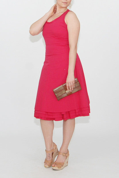 Marc Jacobs-Pink--Short Dress-Cotton-medium