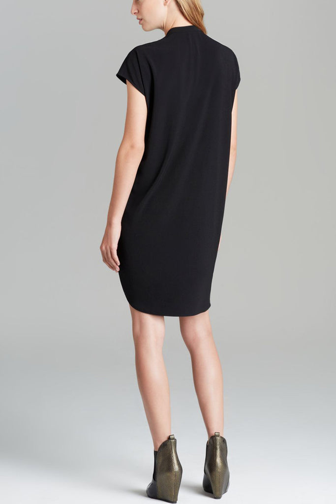 Vince-Vince Half Placket Dress