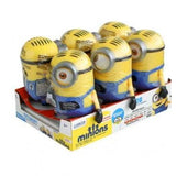 MINIONS LOLLIPOP TOY CANDY 6 PACK DISPLAY - Brand Name Distributors Houston