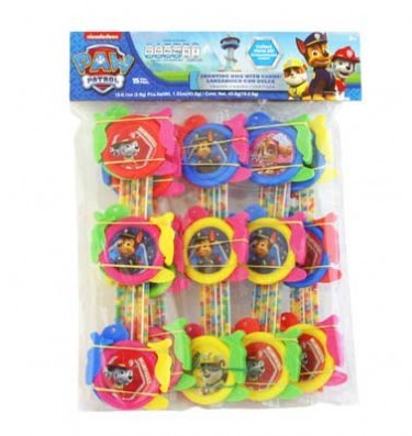 02278 GRAGEA STRAW LD PAW PATROL WITH CANDY 1 / 15
