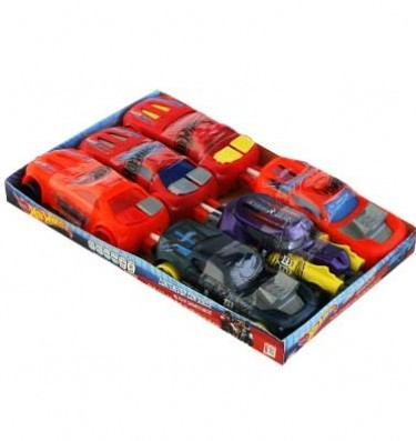LOLLIPOP PORTAPALETAS HOT WHEELS  30X6