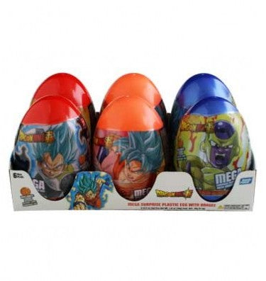 02483 MEGA EGG SURPRISE CANDY DRAGON BALL SUPER 1 / 6