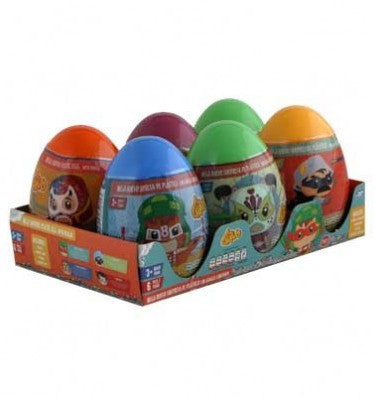 02522 MEGA EGG SURPRISE CANDY EL CHAVO 1 / 6