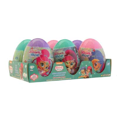02581 MEGA EGG SURPRISE CANDY SHIMMER & SHINE 1 / 6