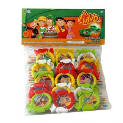 02281 GRAGEA STRAW LD EL CHAVO WITH CANDY 1 / 15