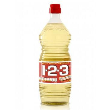 123 OIL 1LT/12 - Brand Name Distributors Houston