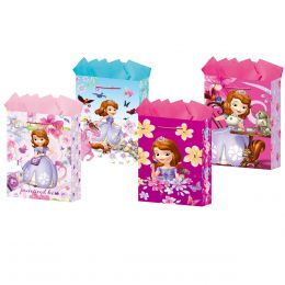 036036 GIFT BAG LARGE PRINCESS SOFIA 1/50