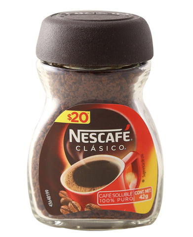 COFFEE NESCAFE CLASSIC 1.48 OZ (42GR) / 16