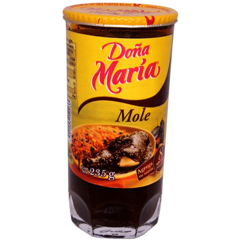 MOLE DOÑA MARIA 235GR/24 - Brand Name Distributors Houston