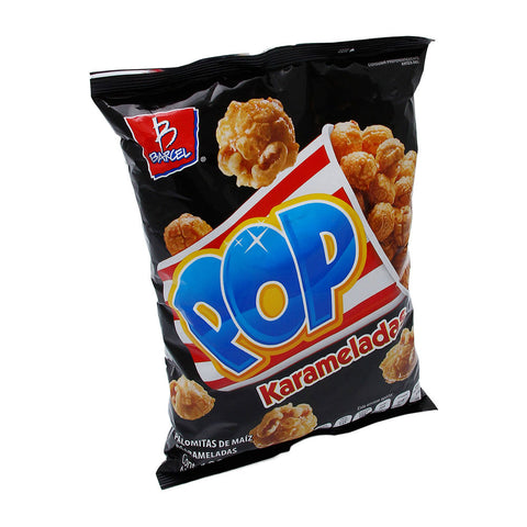 POPCORN CARAMEL COATED POP KARAMELADAS 1.76OZ (50GR) / 35