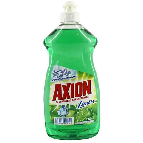 AXION DISH LIQUID 400ML/12 - Brand Name Distributors Houston