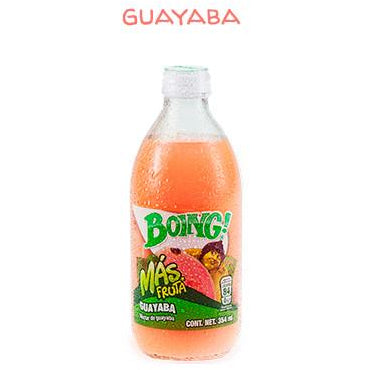 BOING GUAYABA GLASS 12OZ/24 - Brand Name Distributors Houston