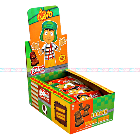 2340 CHOCOLATE CANDY REWENO EL CHAVO BLISTER 1 / 32