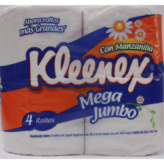 KLEENEX BATH TISSUE 4PCK/10 - Brand Name Distributors Houston