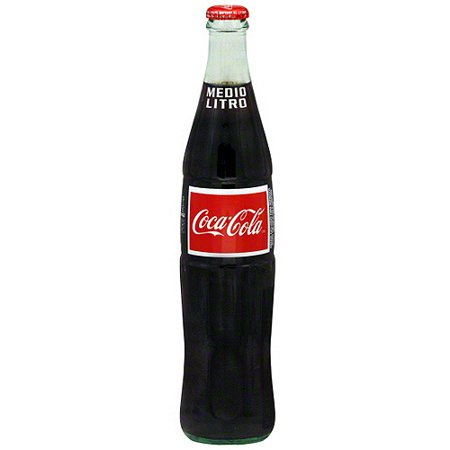COCA COLA SOFT DRINK MEXICAN CC 16 FL OZ (473ML) / 24