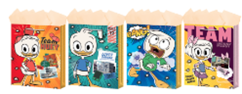 10003 GIFT BAG LARGE DUCKTALES 1/50