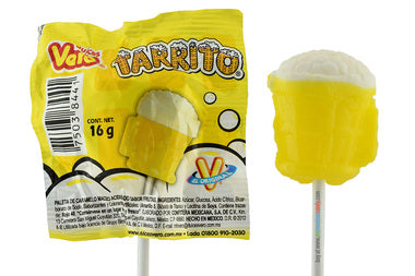 LOLLIPOP VERO DE TARRITO (FRUITS / FRUTAS) 288G (10.15OZ) 1 / 30
