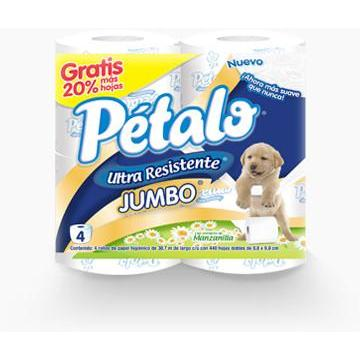 PETALO ULTRARES KITCHEN PAPER TOWELS JUMBO 12/1