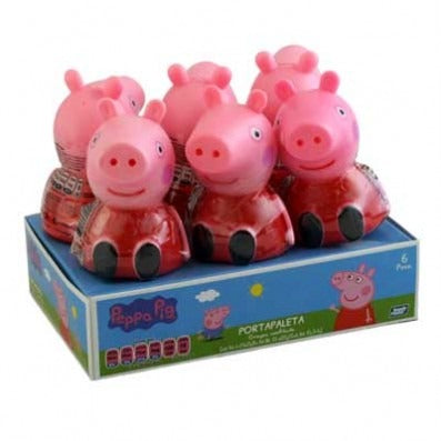 PALETA CARAMELO PEPPA PIG 20/6 - Brand Name Distributors Houston