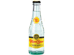MINERAL WATER TOPO CHICO GLASS 6.49 FL OZ (192ML) / 12