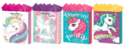 02565 GIFT BAG MEDIUM UNICORN 1 / 50