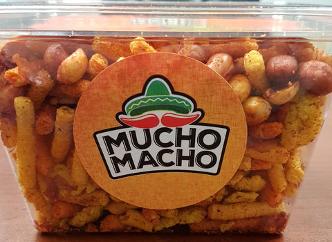 MUCHO MACHO CHILE AND LIME 11.28OZ/27
