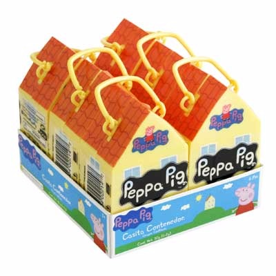 CASITA PEPPA PIG TOY CANDY (15x6) - Brand Name Distributors Houston