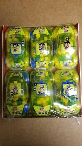10383 CANDY CONTAINER BEETLE MINIONS 1 / 6