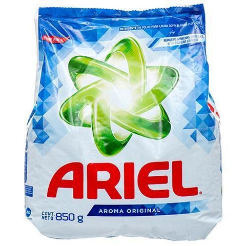 ARIEL DETERGENT POWDER REGULAR CC 29.98 OZ (850GR) / 10