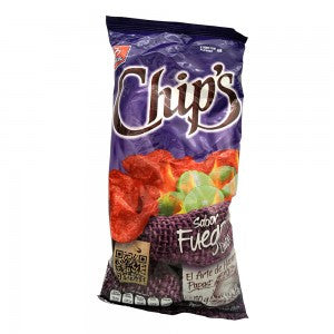 CHIPS FUEGO 50GR/50 - Brand Name Distributors Houston