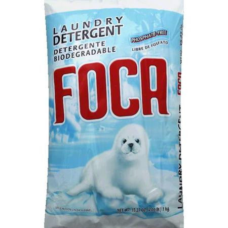 FOCA DETERGENT 500GR/20 (1.1 lb) - Brand Name Distributors Houston