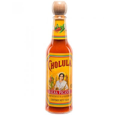 CHOLULA SAUCE 5.07OZ (150ML) / 12