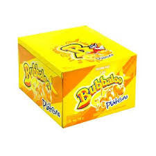 BUBBALO GUM BANANA-PLATANO 50/1 - Brand Name Distributors Houston