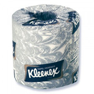 KLEENEX SINGLE 80ROLLS/1 - Brand Name Distributors Houston