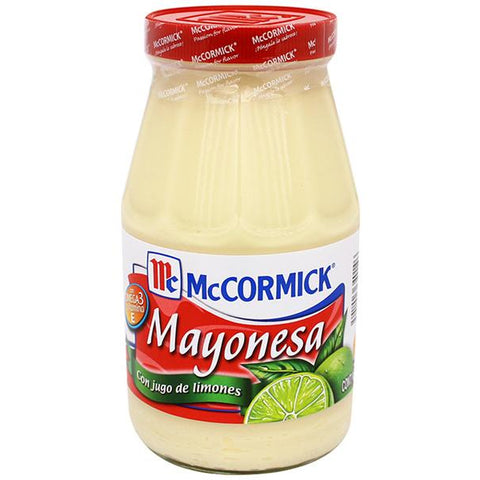 MAYONESA MCCORMICK 725GR/12 - Brand Name Distributors Houston